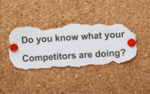 Turf Books : Know what your competitors are doing